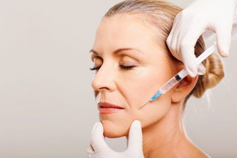 Cosmetic Botulinum Toxin Injection